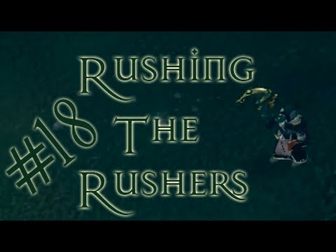 [Runescape] Rushing The Rushers Episode #18 – Claws to AGS – 100m Risk