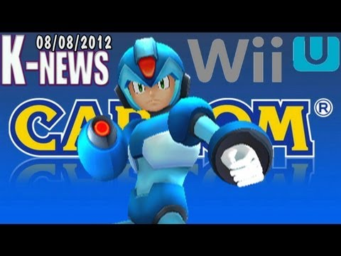 K-News – Digital Retail 3DS games plus Capcom Wii U games?