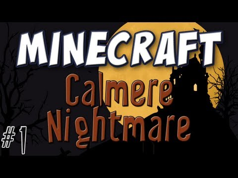 Minecraft – Calmere Nightmare Part 1 (Halloween Special)