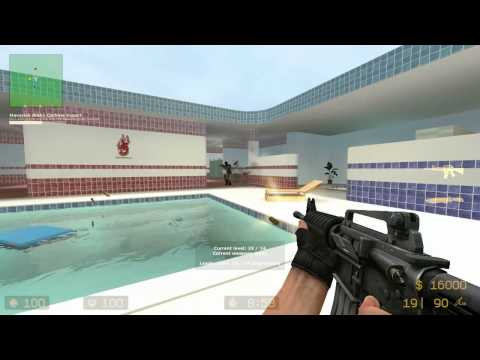 CSS GUN GAME 1v1 with APL Fisher 3