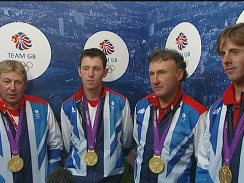 2012 Olympics: Team GB triumph in showjumping