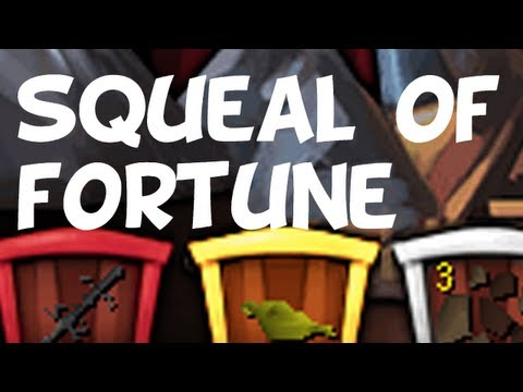 RuneScape Squeal of Fortune – Important!