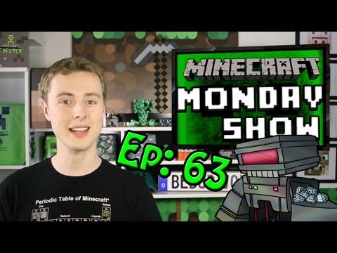 Minecraft Monday Show – The Minecraft Monday Show 63 – DRAMA IN THE HOUSE!