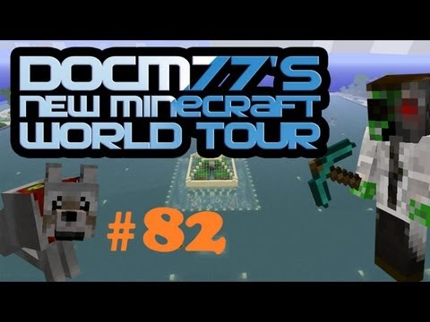 Docm77´s NEW Minecraft World Tour – Episode 82: Teleportation Station