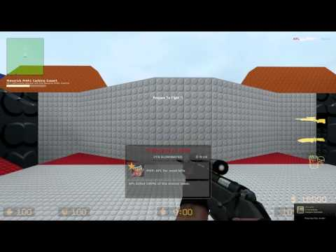 Counter strike source GUN GAME with APL Fisher 1