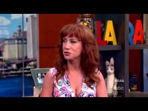 Kathy Griffin on Emmy Nod, Bravo Show