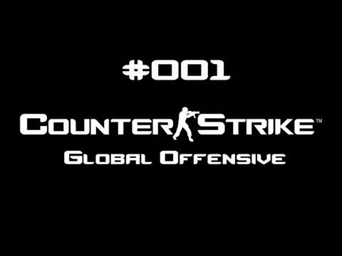 Let's Play Counterstrike GO #001 [Deutsch] [HD] – Erste Runde