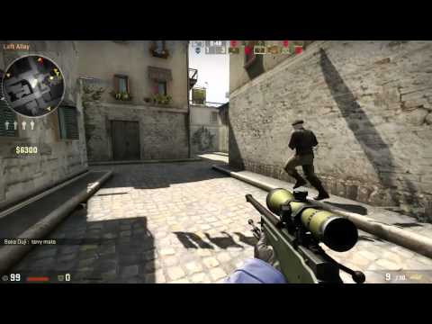 Counterstrike: Global Offense! Gameplay/ first look review