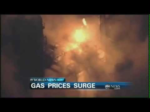 WEBCAST: Gas Prices Soar