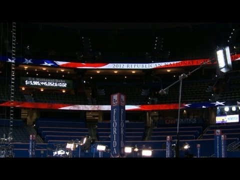 Tropical Storm Isaac Could Overshadow Republican National Convention