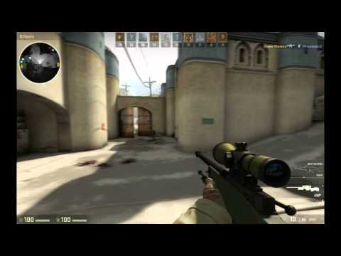 Random Multiplayer: CounterStrike – Global Offensive (Arms Race) Pt.1
