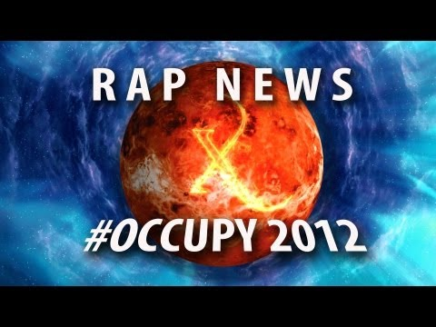 RAP NEWS X: #Occupy2012 (feat. Anonymous & Noam Chomsky)