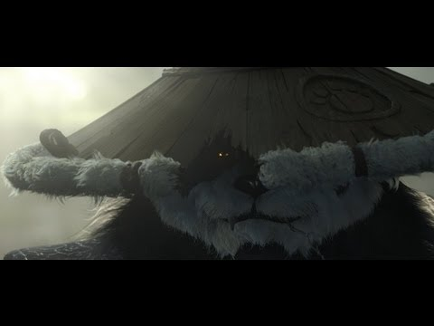 Cinematic Intro für World of Warcraft: Mists of Pandaria