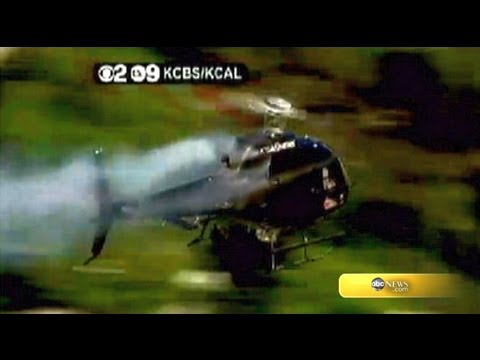 News Helicopter Makes Emergency Landing
