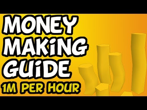 RuneScape Money Making Guide – 1M Per Hour – Puro Puro