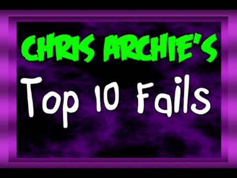 Runescape Chris Archie's Top 10 Fails! – Week 44