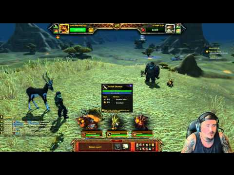 World of Warcraft Pet Battle Dagra the Fierce Quest Tutorial Walkthrough MoP Beta