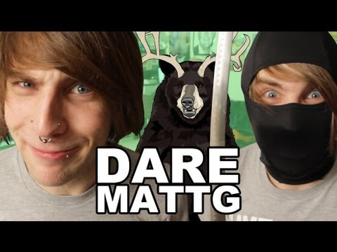 Dare MattG – 15 ( Birthday Party, Minecraft, Fruit Ninja)