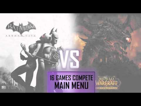 2011 – Batman: Arkham City VS World of Warcraft: Cataclysm – Audience Awards – ft. Yong – WAY➚