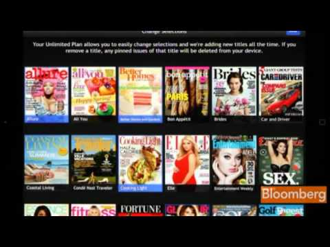 IPad's All-You-Can-Eat Magazines: Jaroslovsky Review