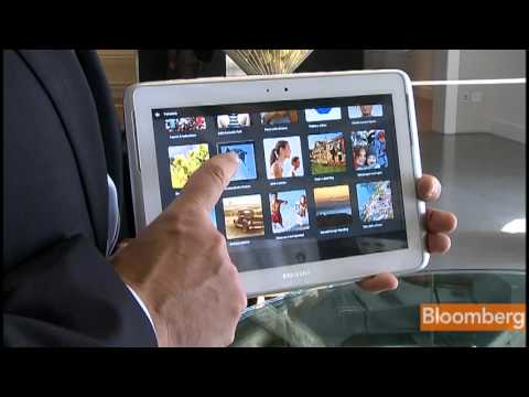 Jaroslovsky Reviews Samsung Galaxy Note 10.1 Tablet