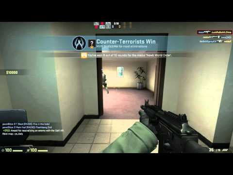 CounterStrike Global Offensive Gameplay Commentary. My first look.