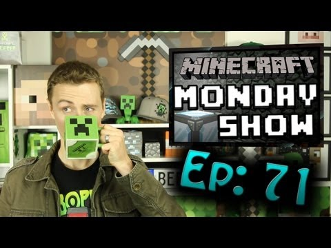 What's Up In Minecraft & Mojang!: Minecraft Monday Show 71