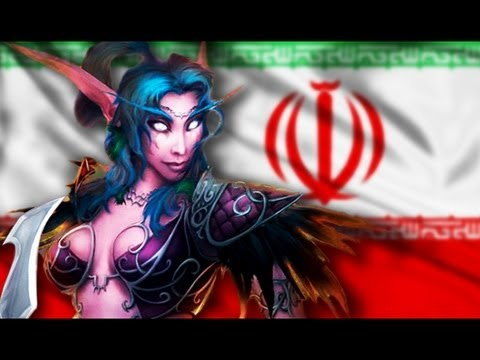 World of Warcraft – Sorry Iran!
