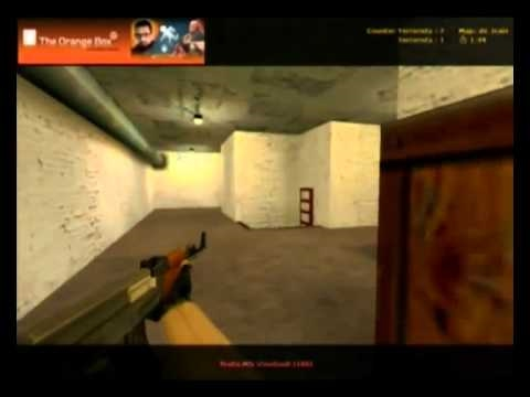 msi Beat IT! CounterStrike 1.6 Final Map 3 fnatic.msi vs EG