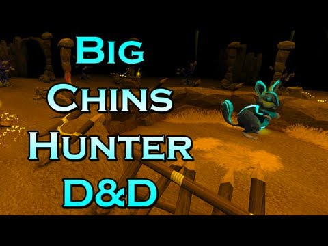 Runescape Giant Chinchompa Hunter Distraction and Diversion Update