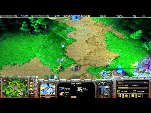 Grubby vs Stephano – WarCraft 3 – G1 – Blast From The Past Cast!