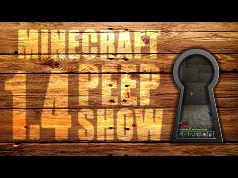 Minecraft Peep Show – 1.4 Episode 4