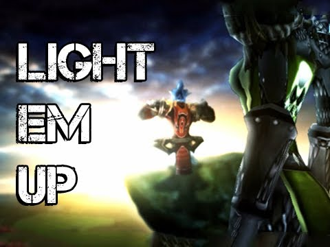 World of Warcraft: Light 'Em Up – PixyMachinima (WoW Music Video)