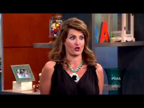 Nia Vardalos Talks About New Book 'Instant Mom'