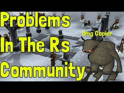 Problems In The Runescape Community