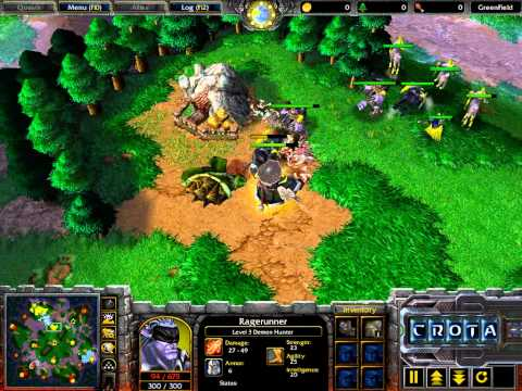 Hawk (HU) vs Pornosonik (NE) – G5 – WarCraft 3 – WC298