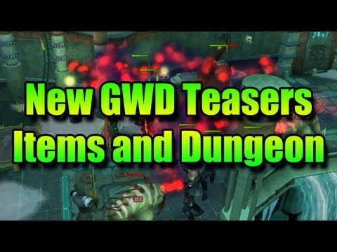 Runescape God Wars Dungeon Rework Teaser Images – Items, Dungeon + More