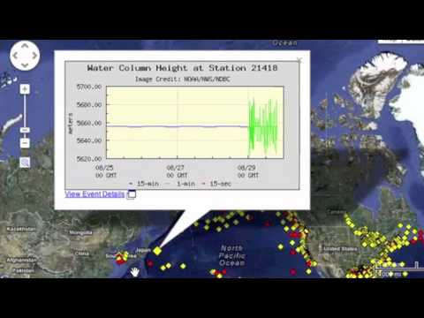 2MIN News August 30, 2012: Arctic Follow-Up, Buoy Events, Sun Awakening
