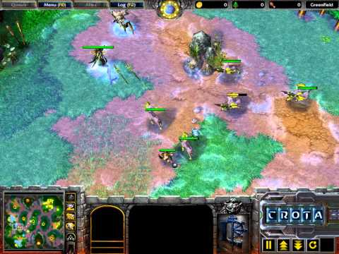 Hawk (HU) vs Pornosonik (NE) – G4 – WarCraft 3 – WC297