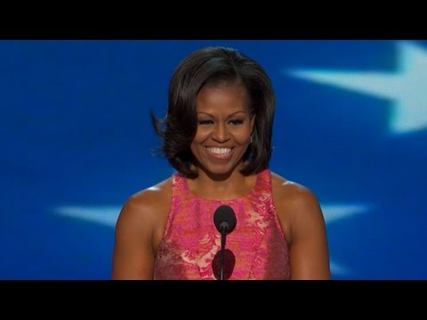 ABC News Democratic National Convention Live Stream, 09.04.12 — Part 2