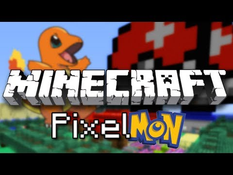 Minecraft: Pokémon Revamped (Pixelmon Mod Showcase)