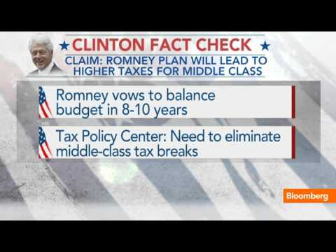 Will Middle Class Taxes Go Up Under Romney?