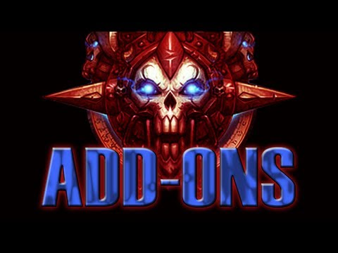 """""""Addons Guide"""" (Qelric's UI) for """"World of Warcraft"""""""