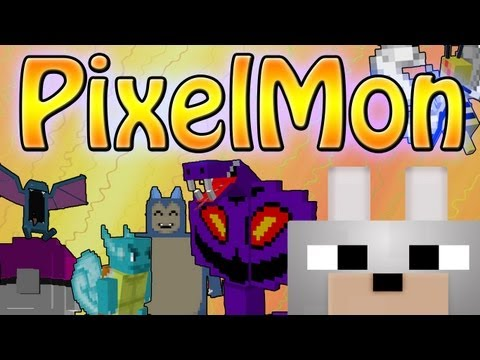 Minecraft Mods – Pixelmon 1.3.2 Full Review and Tutorial (Client and Server)