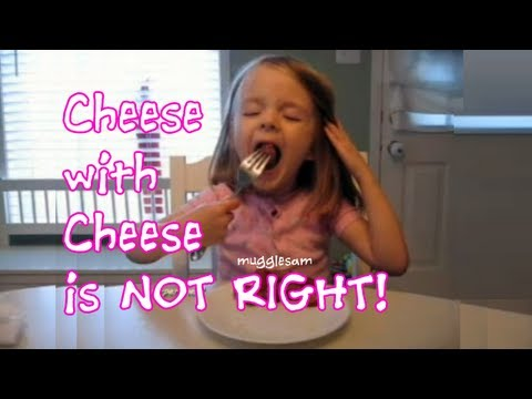 Cheese With Cheese Is NOT RIGHT!
