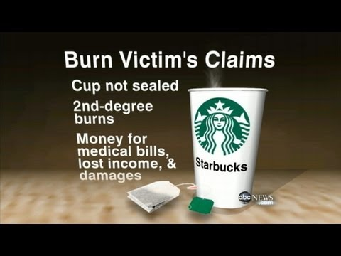 WEBCAST: Woman Suing Starbucks Over Cup