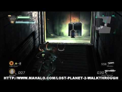 Lost Planet 2 Walkthrough – Episode 4: Counterstrike – Chapter 5 – Mission 1 Part 1