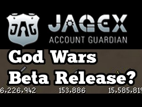RuneScape – Account Guardian – God Wars – EoC Release Delayed? ft Skiller