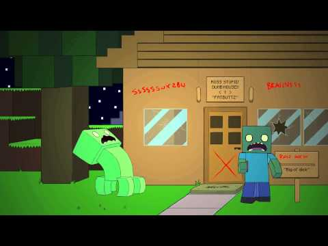 Derpcraft (Minecraft Cartoon)