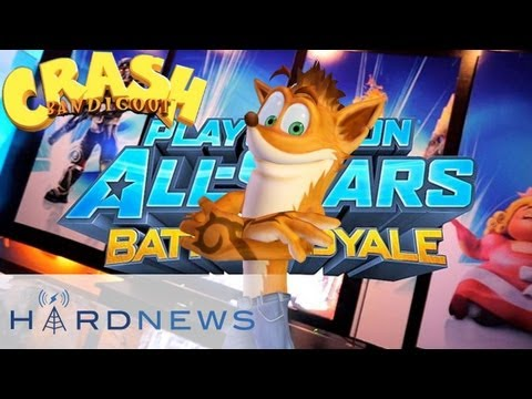 Crash For All-Stars, New Skyrim DLC, and Black Ops II's Special Editions – Hard News 08/28/12